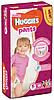 Трусики Huggies Pants для девочек 6 (15-25 кг) 36 шт.