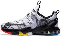 Мужские баскетбольные кроссовки Nike LeBron 13 Low Family Foundation, найк
