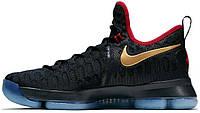 Мужские баскетбольные кроссовки Nike Zoom KD 9 Gold Medal, найк