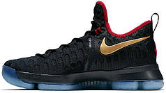 Мужские баскетбольные кроссовки Nike Zoom KD 9 Gold Medal
