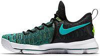 Мужские баскетбольные кроссовки Nike Zoom KD 9 Birds Of Paradise, найк