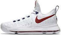 Мужские баскетбольные кроссовки Nike Zoom KD 9 Premiere USA Olympic, найк