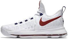 Мужские кроссовки Nike KD 9 USA 843392-160,  Найк КД