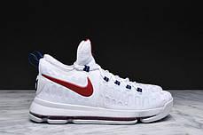Мужские кроссовки Nike KD 9 USA 843392-160,  Найк КД, фото 2