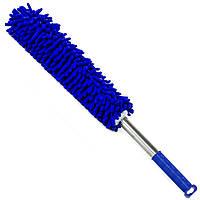 Щетка универсальная Lesko 43-1A/011 для уборки влажной сухой автомобиля дома от пыли в труднодоступных местах