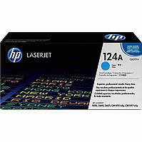 HP 124A Картридж Cyan (Синий) (Q6001A)