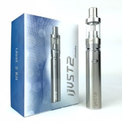 Электронная сигарета Eleaf iJust 2 Kit 2600 mAh Quality Replica Kit (Silver)   Вейп стартовый набор