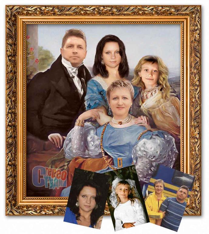 Семейный портрет 1