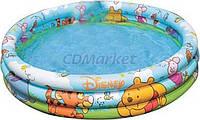 Intex Акция! Детский надувной бассейн Intex 58915. Скидка 3 % на насос, ремкомплект и товары для пляжа при покупке бассейна! Спешите, количество