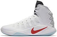 Мужские баскетбольные кроссовки Nike Hyperdunk 2016 USA Light, найк, данк