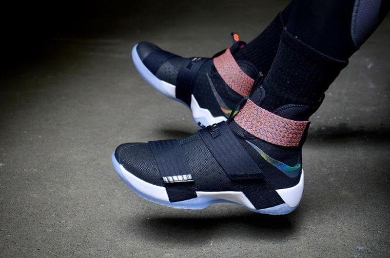 c987ffad Мужские Баскетбольные Кроссовки Nike LeBron Soldier 10 EP Inidecent ...
