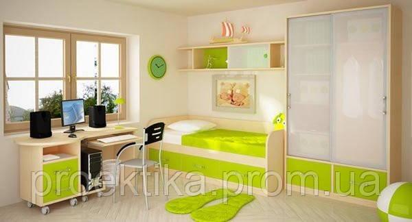 Мебель для детской комнаты под заказ, фото 1