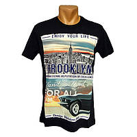 Стильная мужская футболка Daniel and Jones - №2293