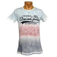 Мужская футболка Denim Goods - №2283