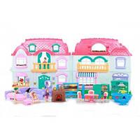 Игровой набор Keenway Кукольный домик (22002)