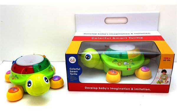 Музыкальная игрушка Черепаха 596