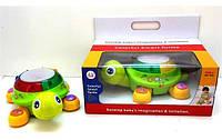 Музыкальная игрушка Черепаха 596, фото 1