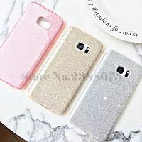 Чехол TWINS с блестками Samsung G570F Galaxy J5 Prime
