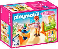 Игровой набор Детская комната с люлькой, Playmobil