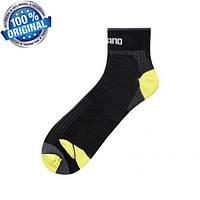 Спортивные носки Shimano Turbo, чёрные