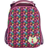 Рюкзак школьный KITE Catsline 531-1 каркасный (1-4 класс)