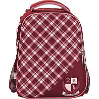 Рюкзак школьный KITE College 531-2 каркасный (1-4 класс)