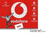 Тарифный план Vodafone RED