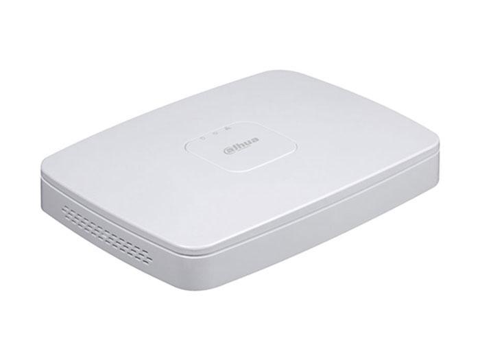 8-канальный Smart 1U 4K сетевой видеорегистратор DH-NVR4108-4KS2