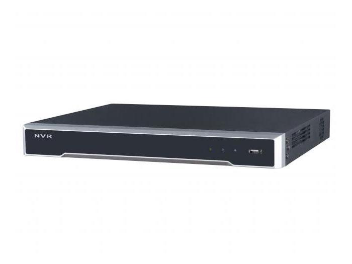 8-канальний мережевий відеореєстратор Hikvision DS-7608NI-E1