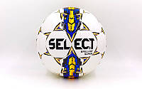 Мяч футбольный SELECT BRILLANT SUPER №5 PU ST-3-C