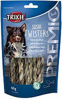 31572 Trixie Premio Sushi Twisters лакомство с рыбой, 60 гр