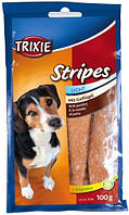 3156 Trixie Stripes лакомство с курицей, 100гр/10шт