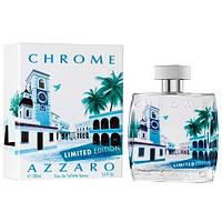 Azzaro Chrome Limited Edition EDT 100ml (ORIGINAL)