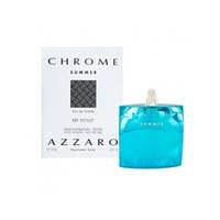 Azzaro Chrome Summer EDT 100ml TESTER (ORIGINAL)