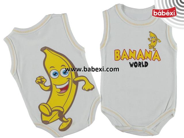 Боди-майка Банан