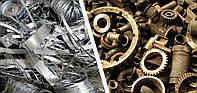 Переработка лома сплавов цветных металлов