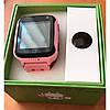 Детские часы Smart GPS T7 Purple, фото 3