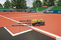 Базове покриття і заповнює склад з наповнювачем для спорт.майданчиків Mapecoat TNS Grey Base Coat.20 кг
