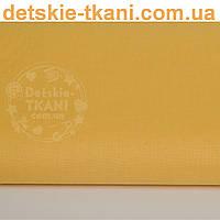 Однотонная польская бязь светло-абрикосового цвета (№ 770а).