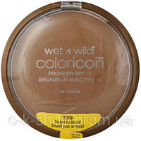 Бронзер Wet n Wild Color Icon Collection Bronzer SPF 15   Ticket to Brazil 739А