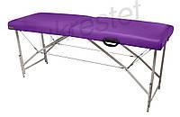 """Массажный стол-кушетка """"Premium"""" Фиолетовый"""