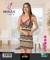 Рубашка женская больших размеров NEBULA 912F