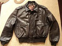 Куртка пилот SCHOTT USA р. 52 ( СОСТ НОВОГО )