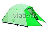 Палатка Cultiva 3 местная с чехлом