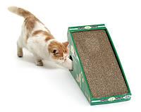 Когтеточка Karlie-Flamingo Scratching Board для кошек с кошачьей мятой, 50х21х32 см, фото 1
