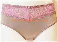 Женские трусики Lanny mode капучино розовый 51678