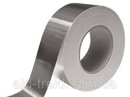 Лента-клейкая алюминиевая / фольгированная 48мм х 50м
