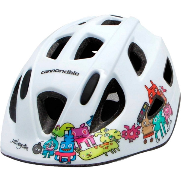 Шлем детский Cannondale BURGERMAN Colab WH