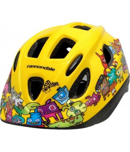 Шлем детский Cannondale BURGERMAN Colab YL