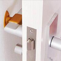 Защита на ручку двери Коричневая, фото 1